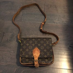 1985 Authentic Vintage Louis Vuitton